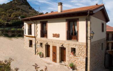 Casa rural Gaztelubidea (Bernedo) / Gaztelubidea landa-etxea (Bernedo)