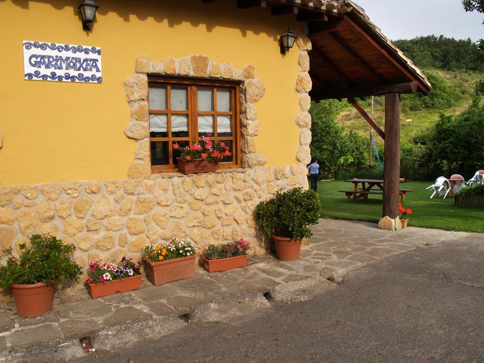 Restaurante Garimotxea (Urturi) Alava Urturi-garimotxea
