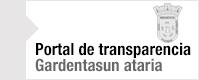 Portal de Transparencia - Gardentasun ataria