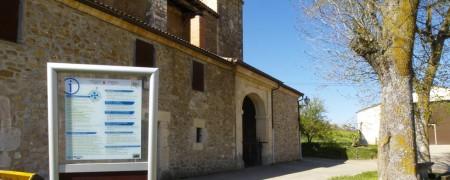 Iglesia en Honor a Santa Eufemia / Santa Eufemiaren Ohoretan Eraikitako Eliza