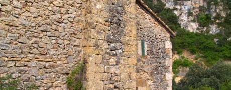Ermita de San Bartolomé (Angostina) / San Bartolome Baseliza (Angostina)
